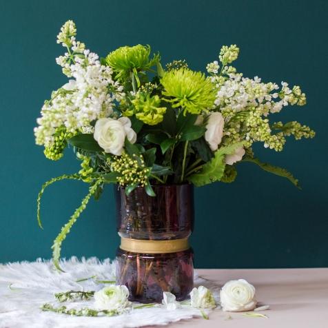 Imperial Glass Vase